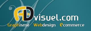 logo advisuel créateur de sites internet sur Toulouse